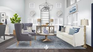 Living Room Have You Considered Online Interior Design Visualize