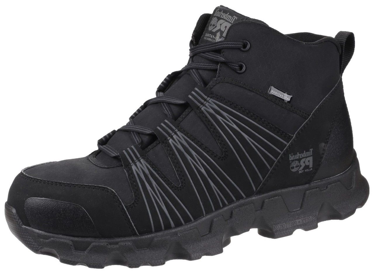 Timberland Pro Unisex Powertrain Mid Lace Up Safety Work