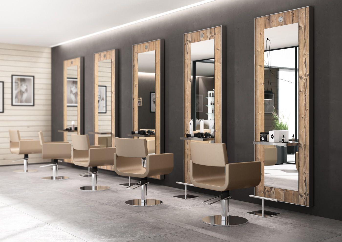 Pin von CDE Salondesign  Friseureinrichtung auf Bilder in