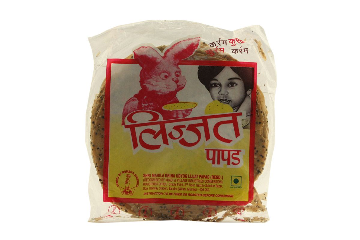 Papad packaging