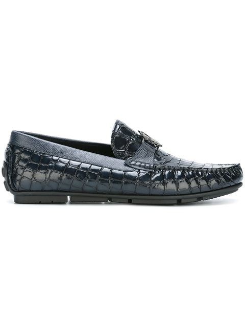 8abcf53fb8a ROBERTO CAVALLI  Congo  loafers.  robertocavalli  shoes  flats ...