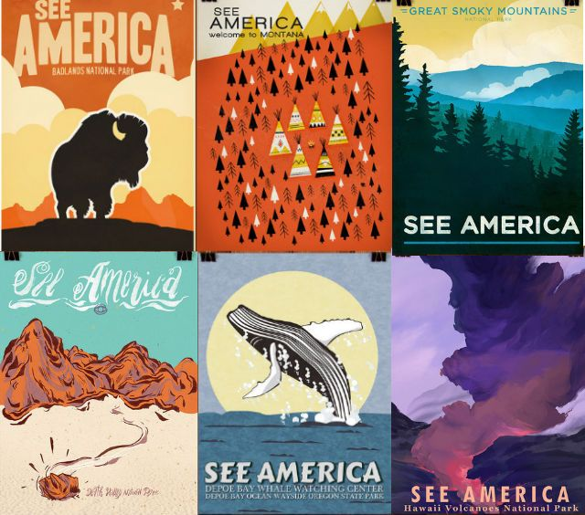See America #seeamerica Rebuild the Dream!