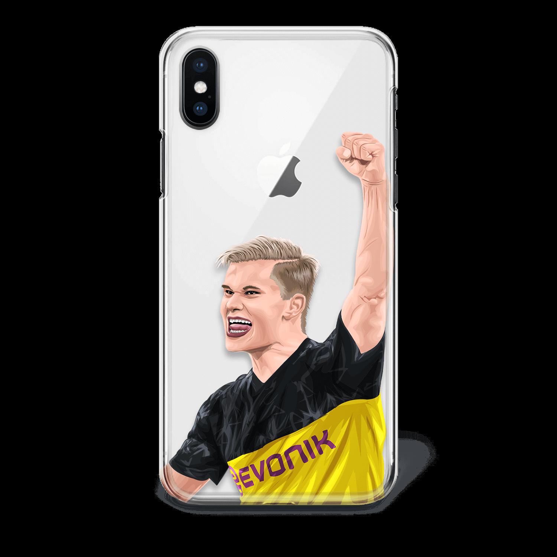 Erling Haaland Phone Cases Phone Dortmund