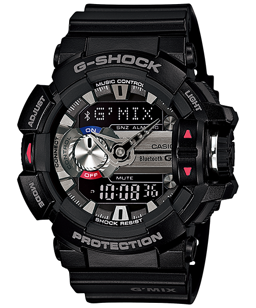 GBA-400-1AJF - 製品情報 - G-SHOCK - CASIO