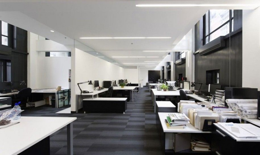 Modern offices design modern office interior design best for Contemporary office interior design