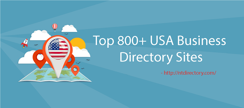 Top 800+ Local Listing Sites USA, Free Business Listing Sites List