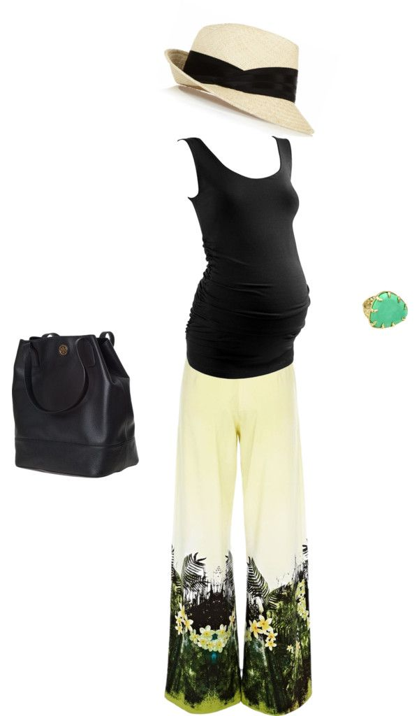 """Style watch:Exaggerated Wide Leg"" by embillyfee on Polyvore"