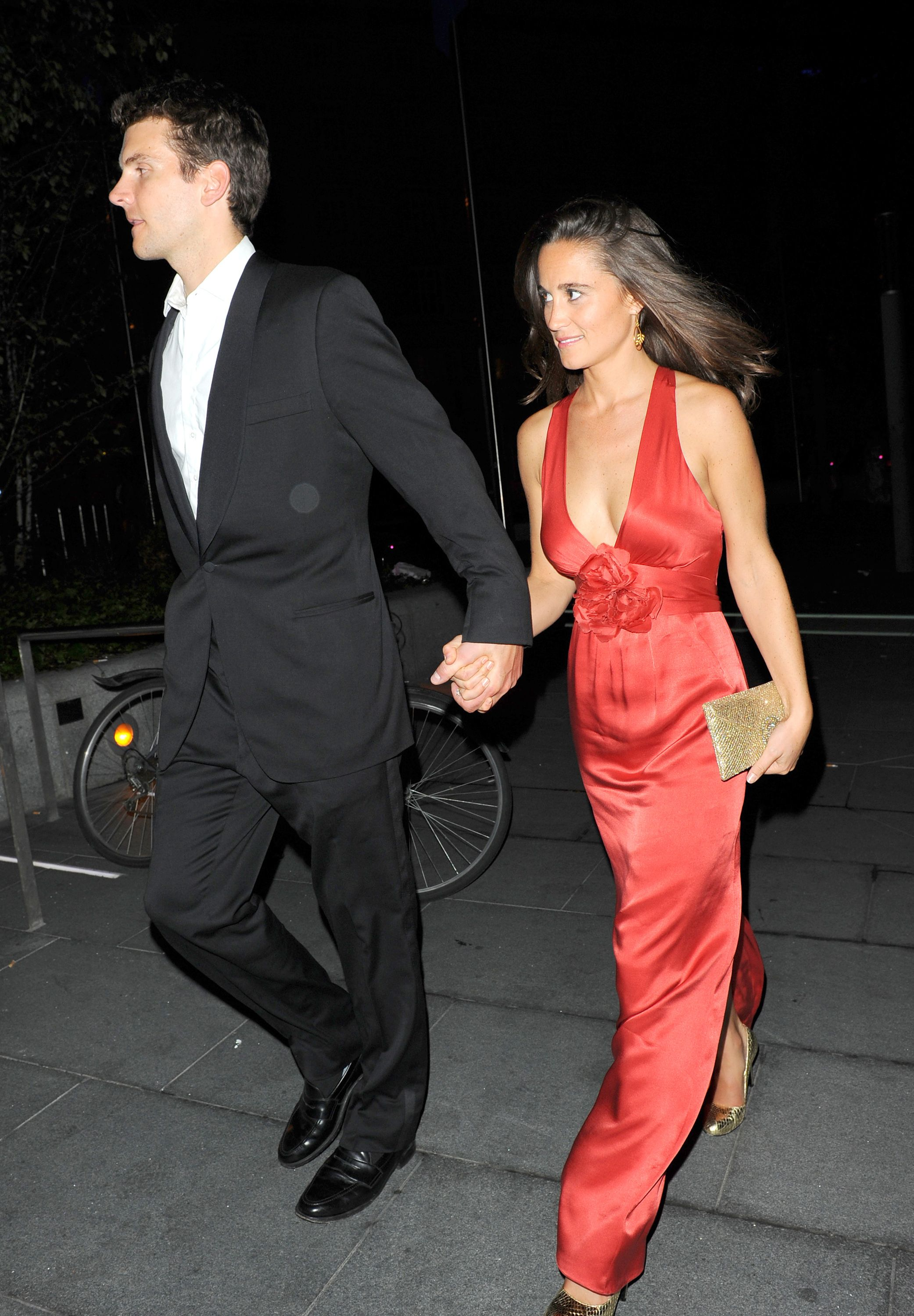 Pippa Middleton Has A Red Hot Night Out With The Young Royals Pippa Middleton Pippa Middleton