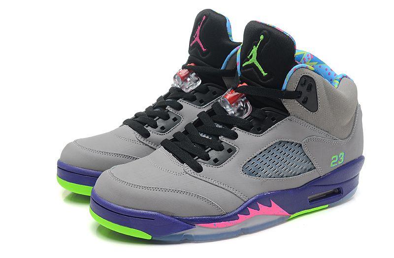 Nike Air Jordan Anti Fur Retro Jordan 5 Basketball Shoes Men And Women Shoes