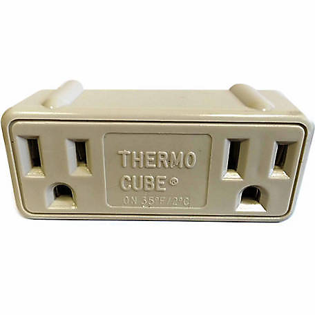 Farm Innovators Thermostatically Controlled Outlet Tc 3 At