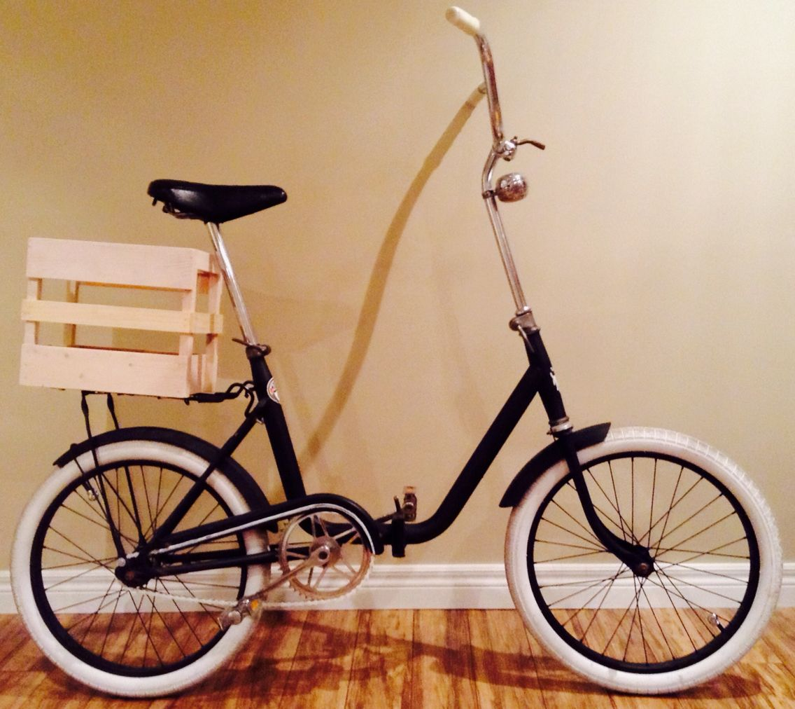 Rog pony folding bike bicicletas y mas bicicletas for Disenos para bicicletas