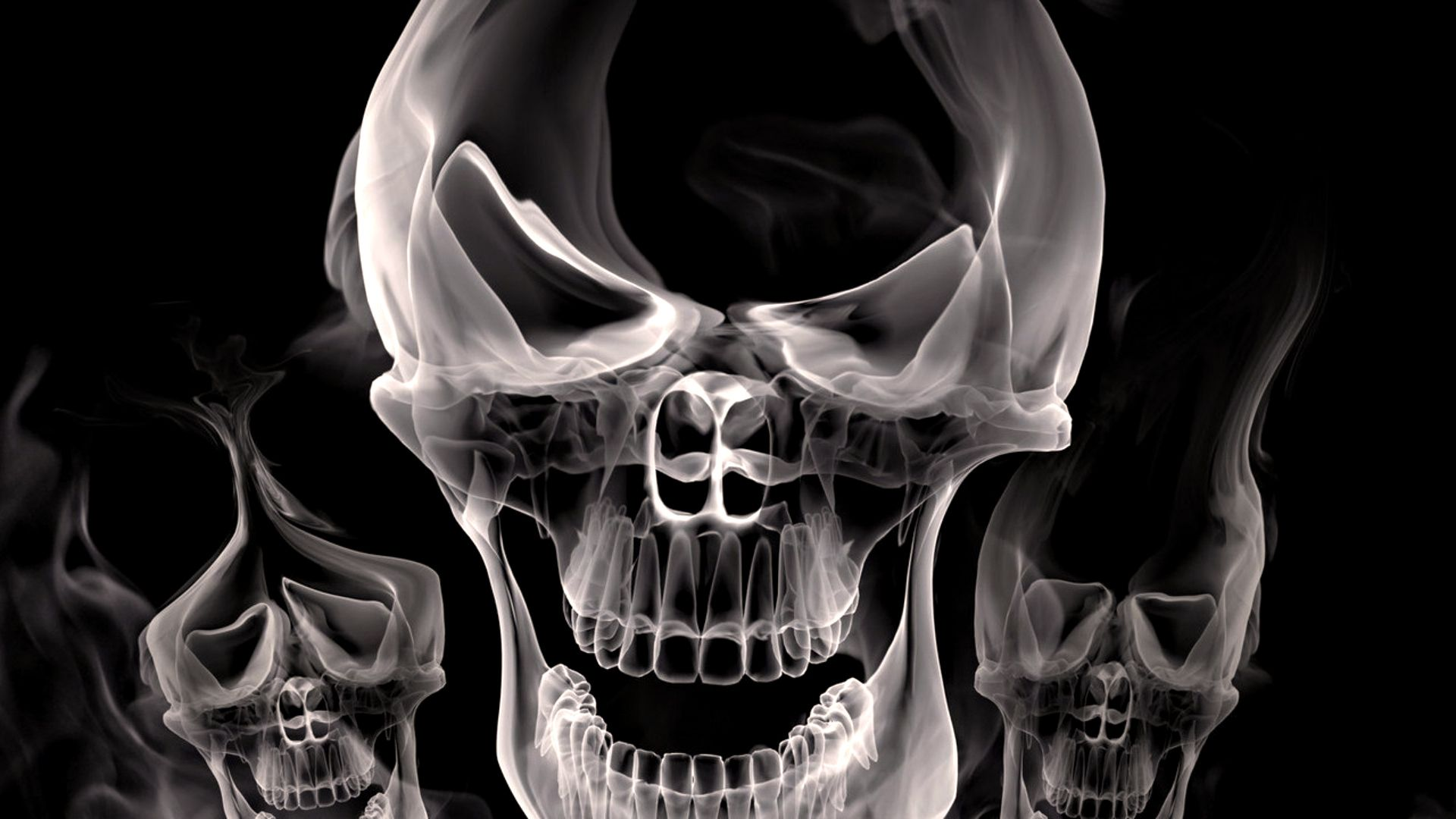 cool-3d-skull-wallpapers-5 - | download wallpaper | pinterest