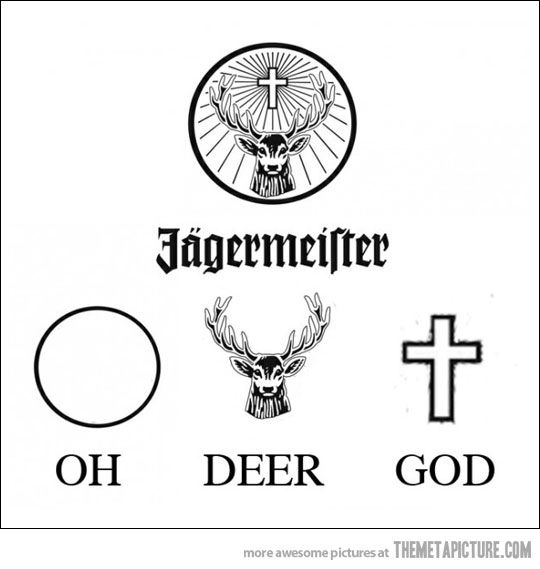 Jager Shots, we should know better hahaa