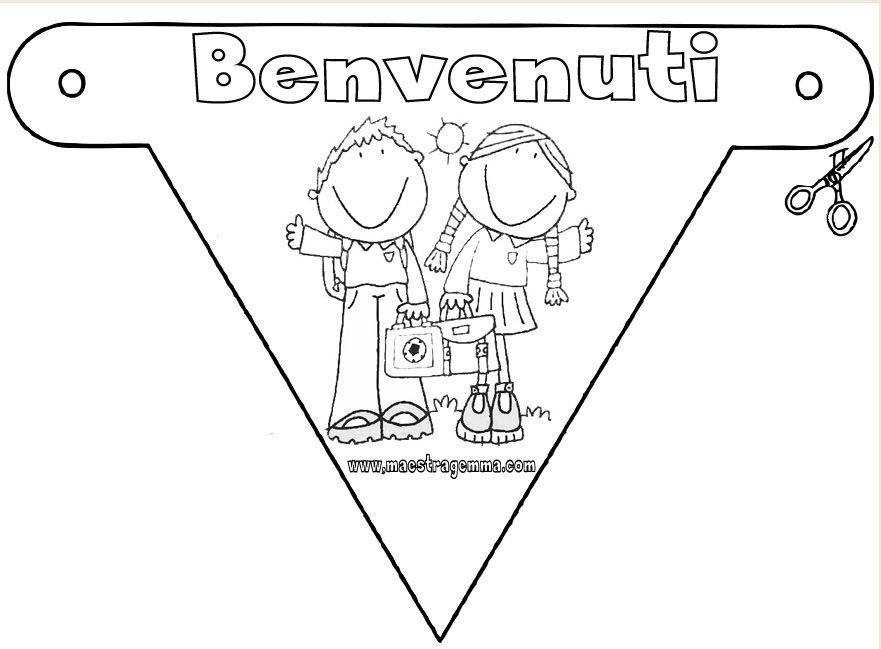 Pin by maestra gemma on primi giorni di scuola for Maestra gemma accoglienza scuola infanzia