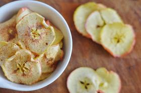 The Art of Comfort Baking: Microwave Apple Cinnamon Chips