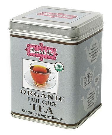 Anyone else obsessed with Earl Grey tea? Organic to boot!
