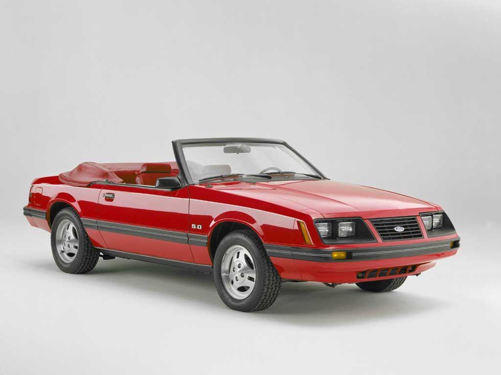 Ford Mustang Glx 5 0 Convertible De 1983 Mustang Gt Ford Mustang Gt Ford Mustang