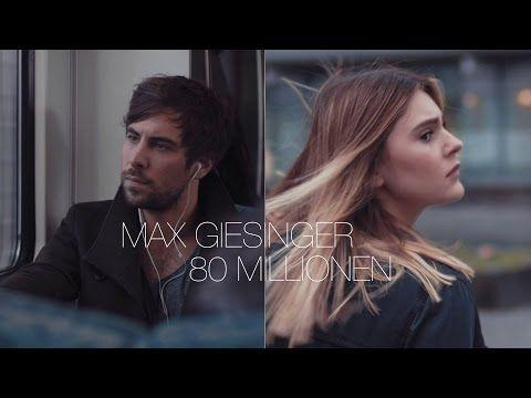 Max Giesinger - 80 Millionen (Offizielles Video) - YouTube #poet #lieblingslied #der #junge #der #rennt #max #giesinger #millionen #80 #stefanie