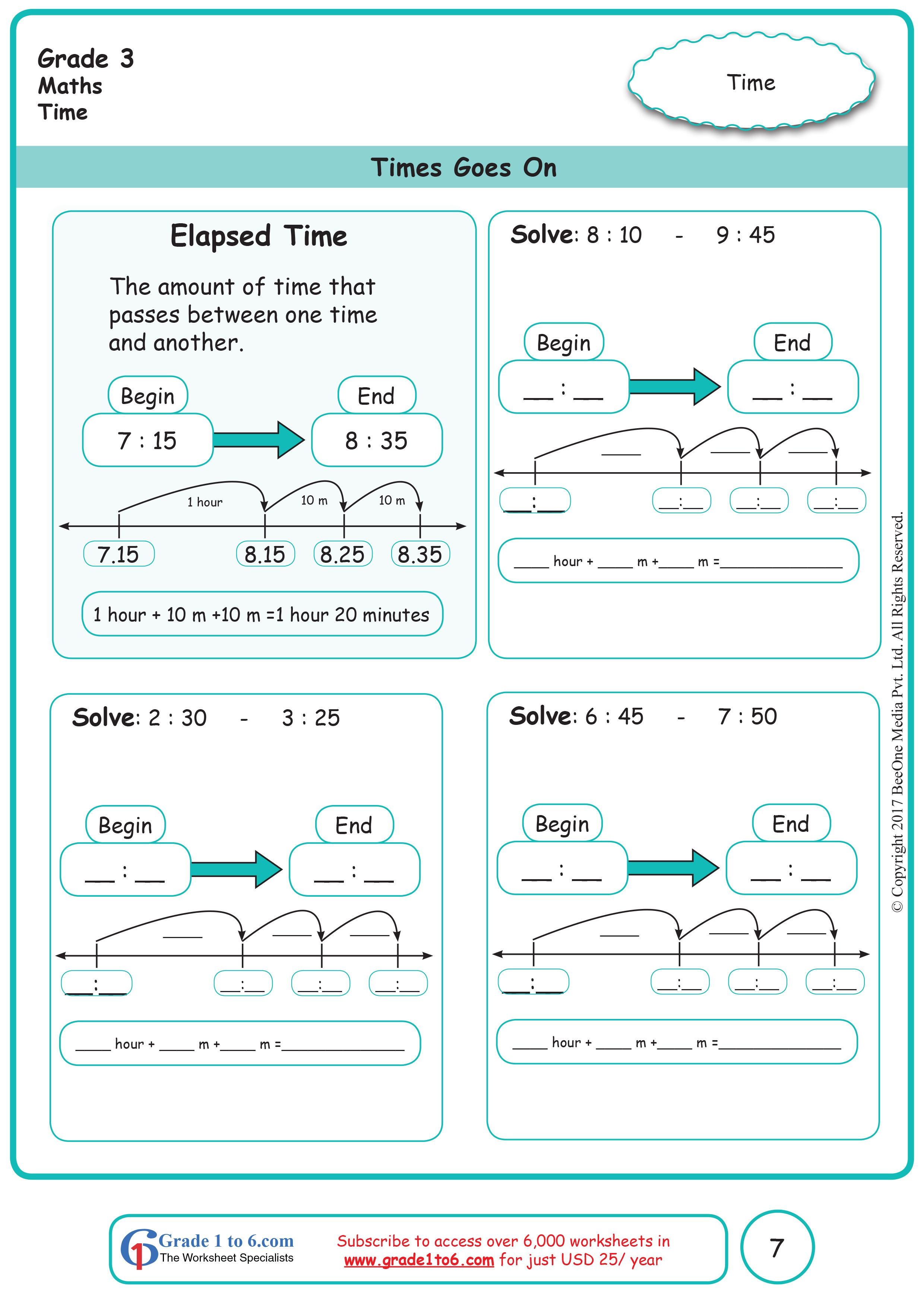 Elapsed Time Worksheets In 2020 Time Worksheets Elapsed Time Worksheets 3rd Grade Math Worksheets