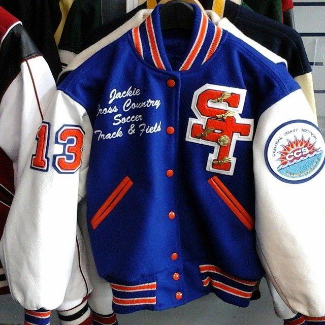 Santa Teresa High School Varsity Jacket Varsityjacketoutfit Santa Teresa High School V Varsity Jacket Outfit Varsity Jacket High School Letterman Jacket Ideas