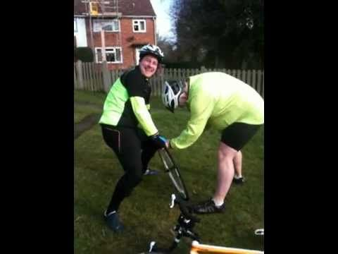 Cycling for Harry - a cycle ride from Birmingham to London, taking place in May, in memory of Harry Moseley....