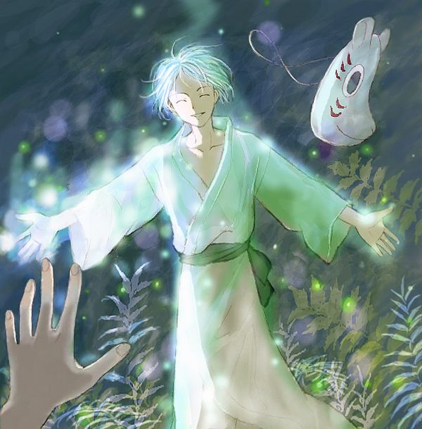 Hotarubi No Mori E 753958 Zerochan Anime Movies Anime The Forest Of Fireflies Light
