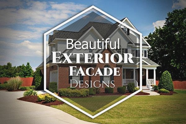 Shop exterior facade design diy house home amazing luxury simple art construction building beautiful also this uncommon designs will make your look rh pinterest
