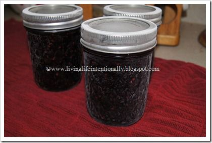 3 ingredients for this jam!