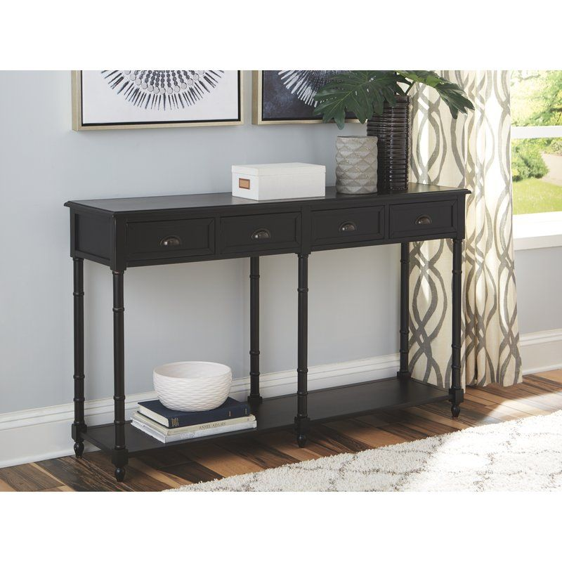 Saunders Console Table Furniture Console Table Sofa Tables