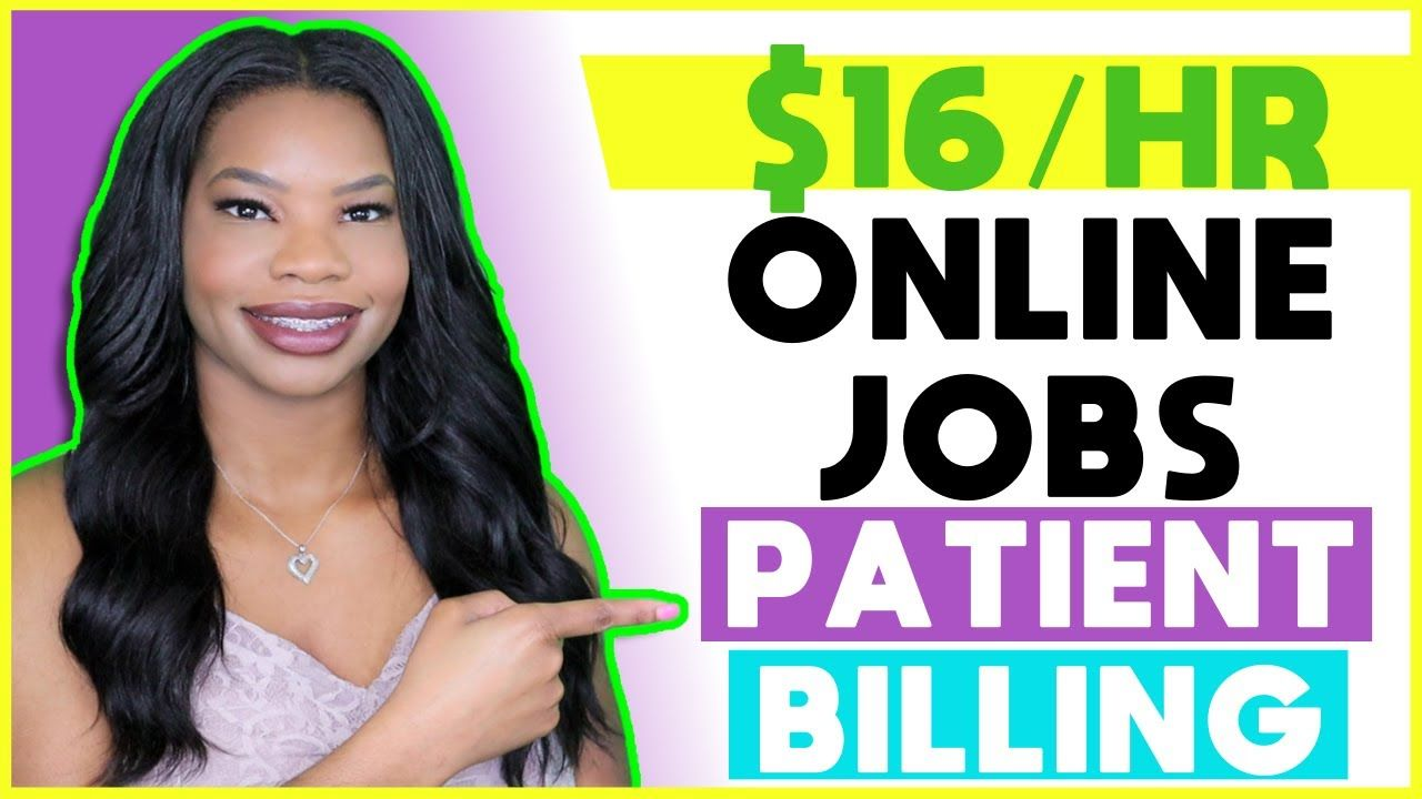 16 Hourly HEALTH CARE WorkFromHome Jobs! Entry Level