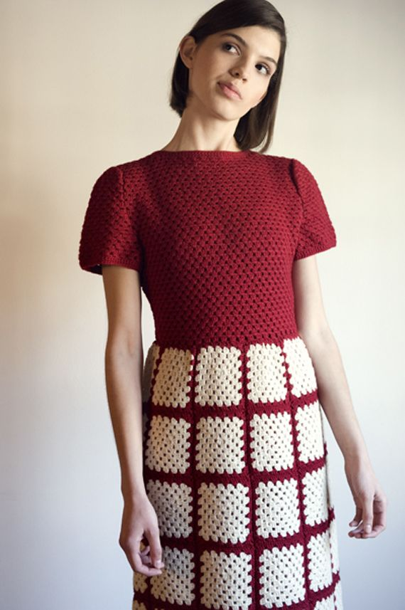 crochet dress #crochetdress