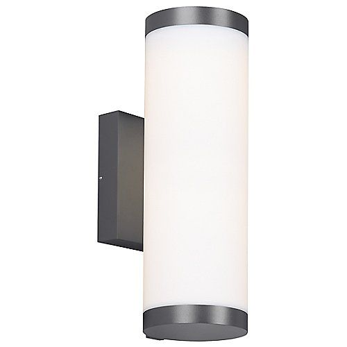 97eef2d915a Gage 15 LED Outdoor Wall Sconce by Tech Lighting at Lumens.com