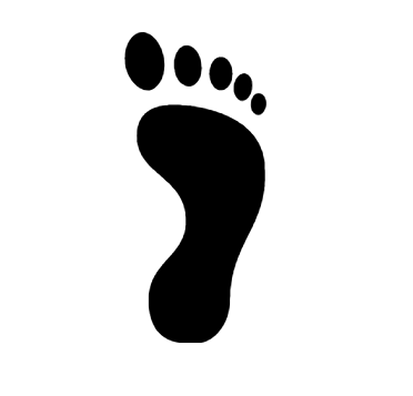 Foot Icon In Android Style Happy Valentine Day Quotes Android Icons Body Map