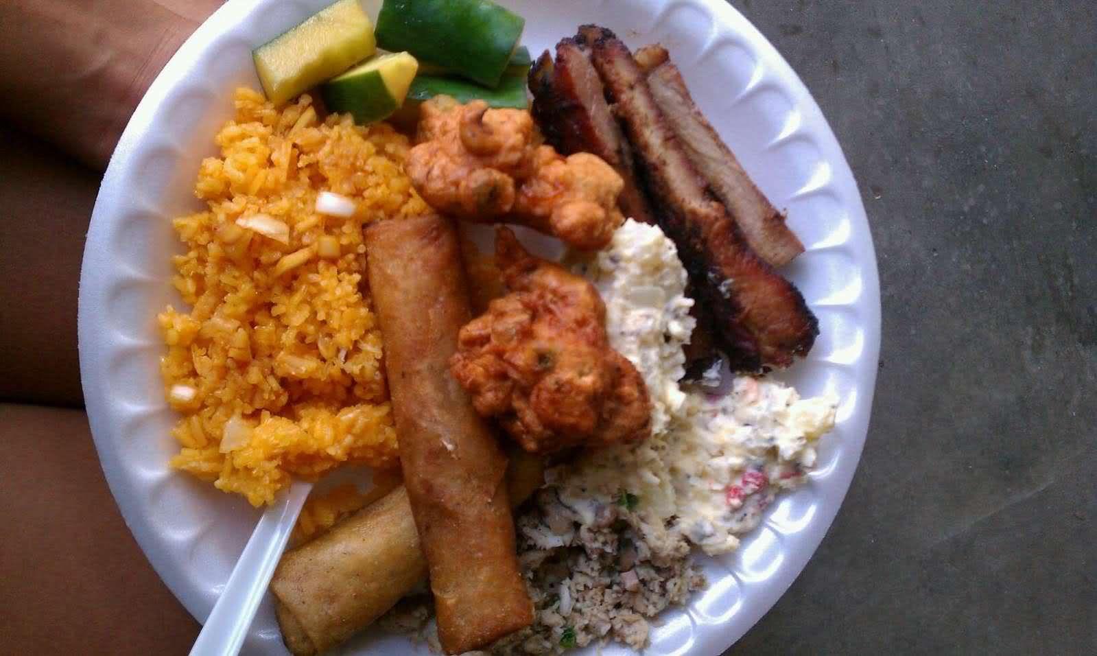 Traditional Guam Food Recipes