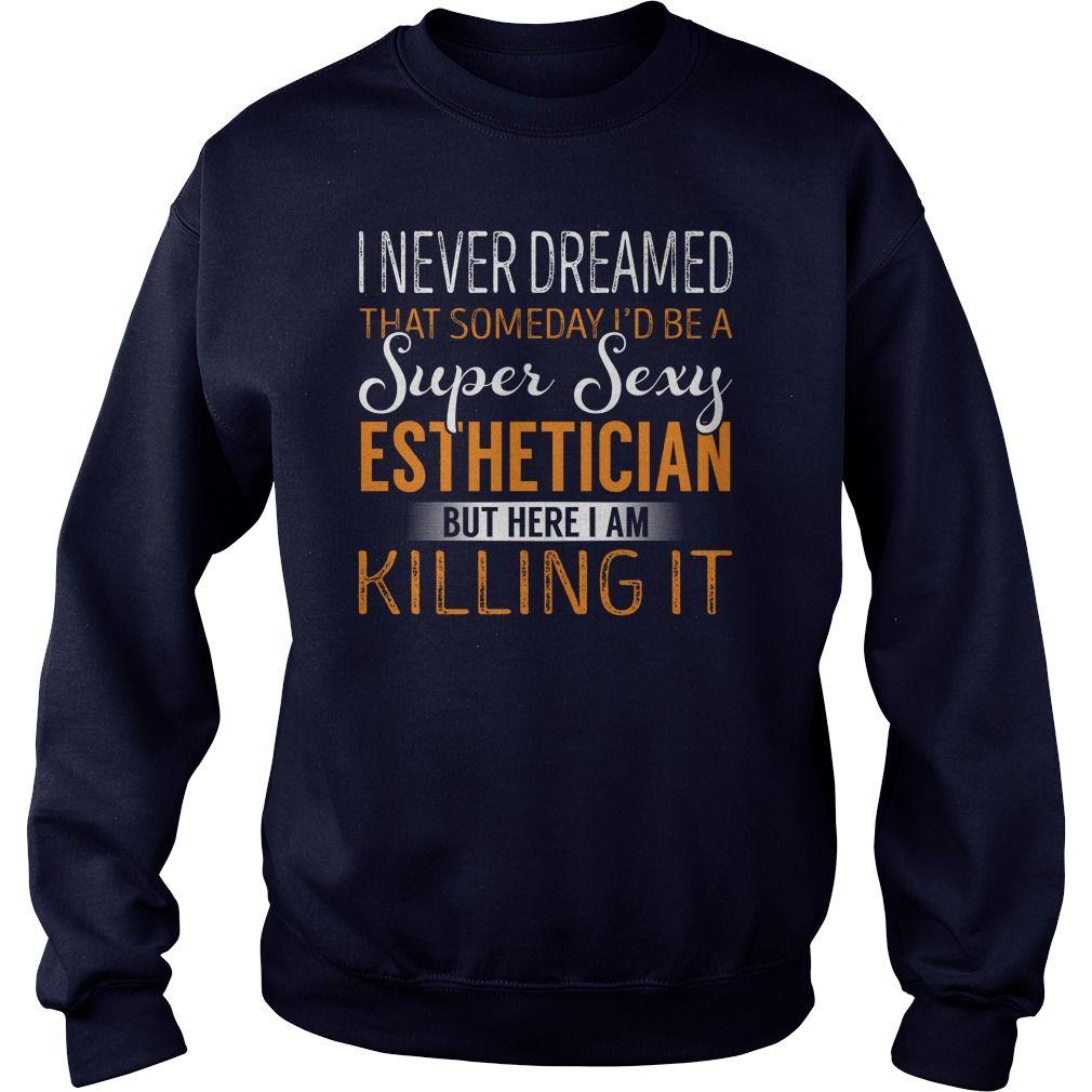 Design t shirt esthetician - Super Sexy Esthetician Job Title Tshirt Gift Ideas Popular Everything Videos