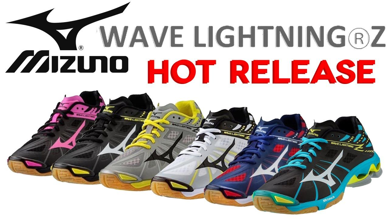 Mizuno Wave Lightning Z Volleyball Shoes Volleyball Volleyball Gear