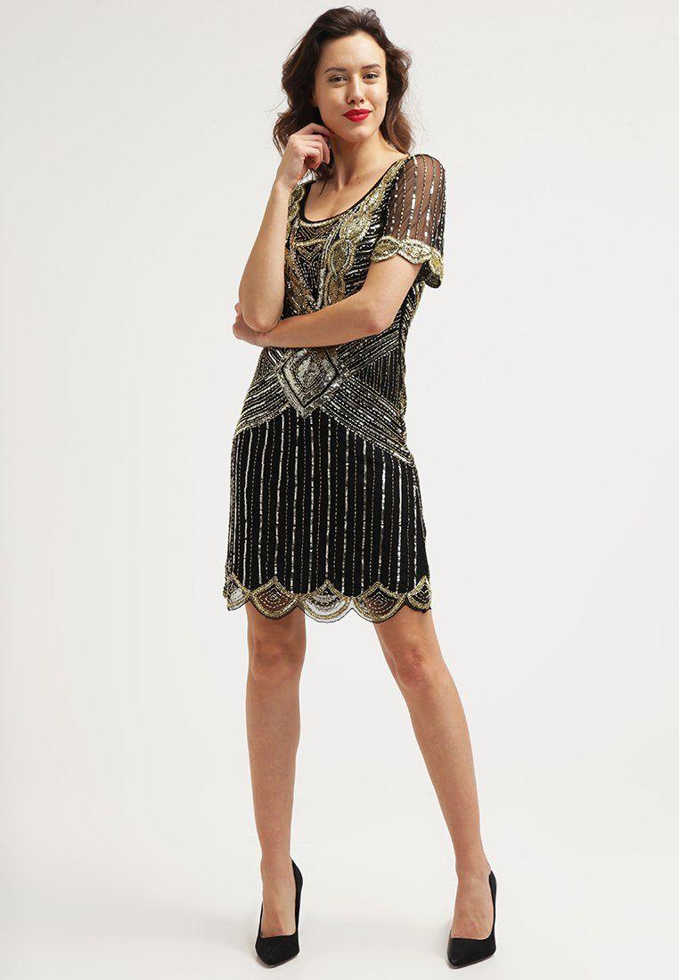 In diesem Kleid lässt du die 20er wieder aufleben. Frock and Frill ...