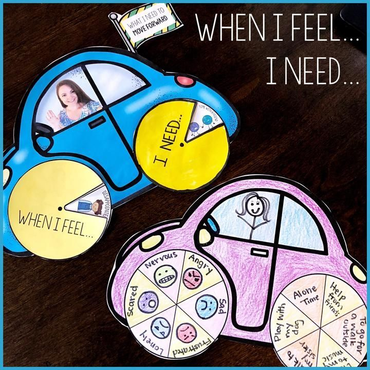 Feelings and Needs Classroom Guidance Lesson for School Counseling - Zo Go -