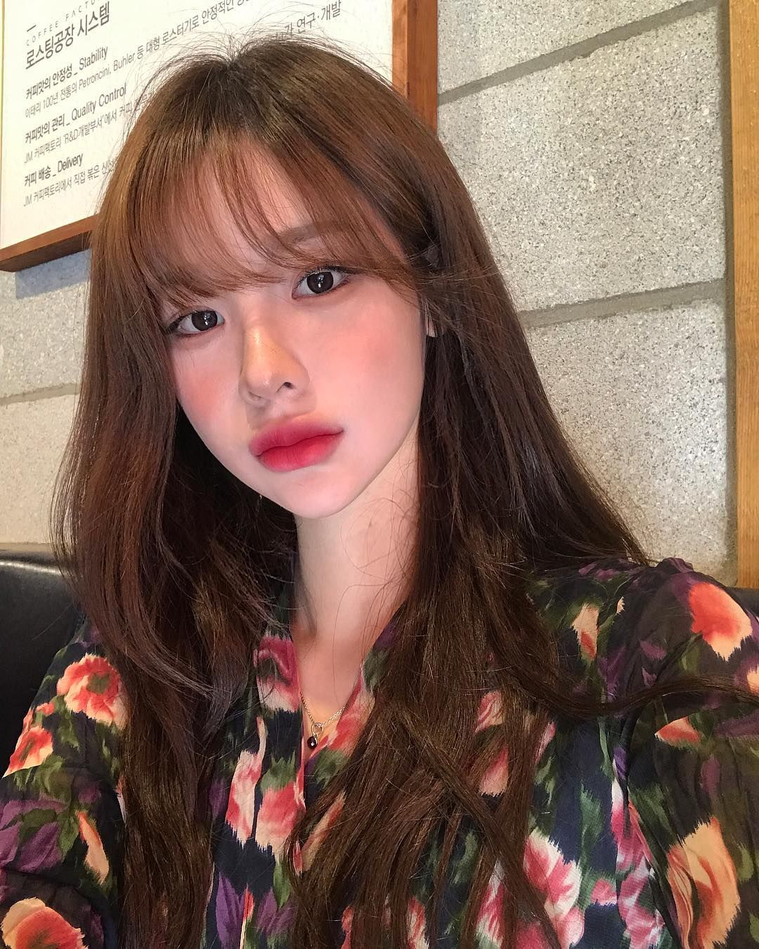 Best Hairstyle For Oval Face Ulzzang Instagram And Ulzzang Girl