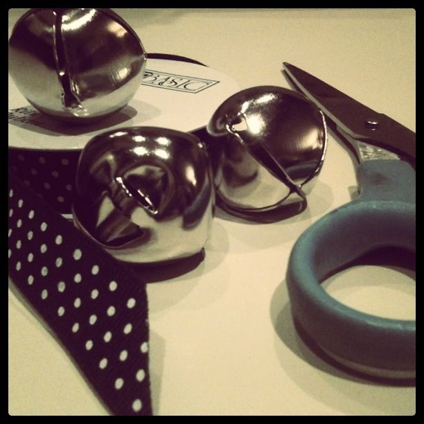 Dog Training: DIY Door Bells...making these for moxie :)