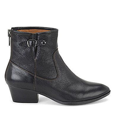 Sofft Pallas Booties #Dillards
