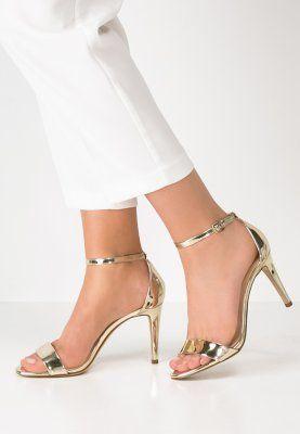CARDROSS - High Heel Sandaletten - gold - Zalando.de