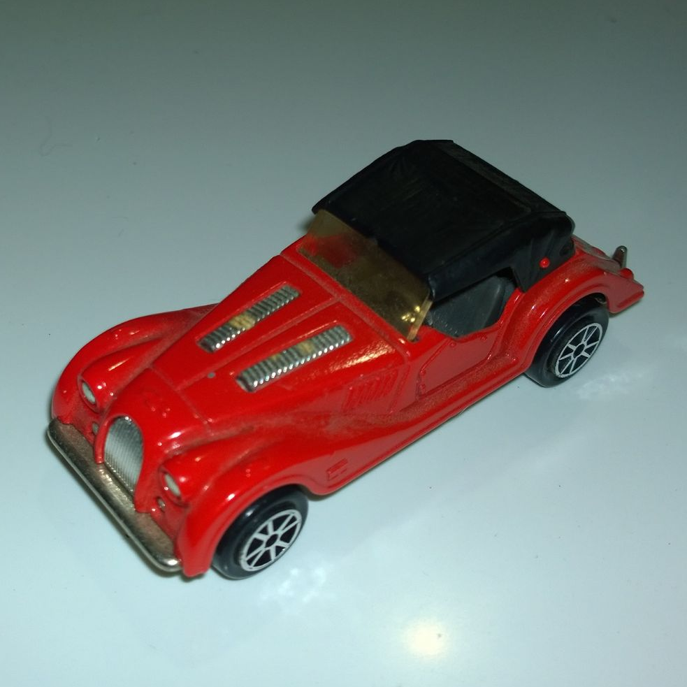 ITEM Majorette No 261 Morgan Red Colour This Is A French