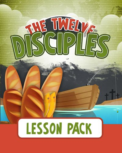 Print and Teach Bible Lesson Plans Curriculum for Kids 4-12
