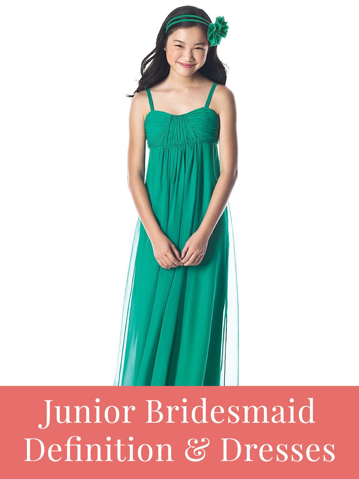 What is a Junior Bridesmaid? | Bridesmaid inspiration, Bridesmaid ...