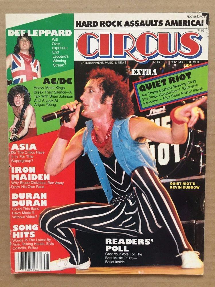 Pin on 1980s Magazines