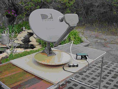 Make The Itty Bitty Radio Telescope Diy Telescope Radio