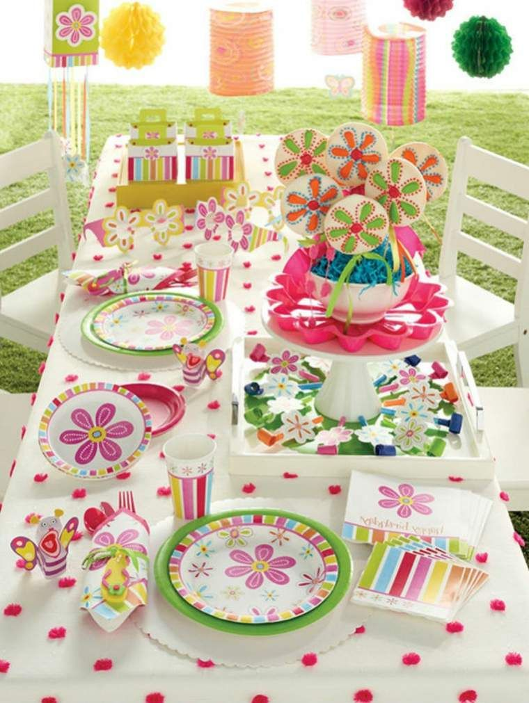 Decoration Table Anniversaire Enfant