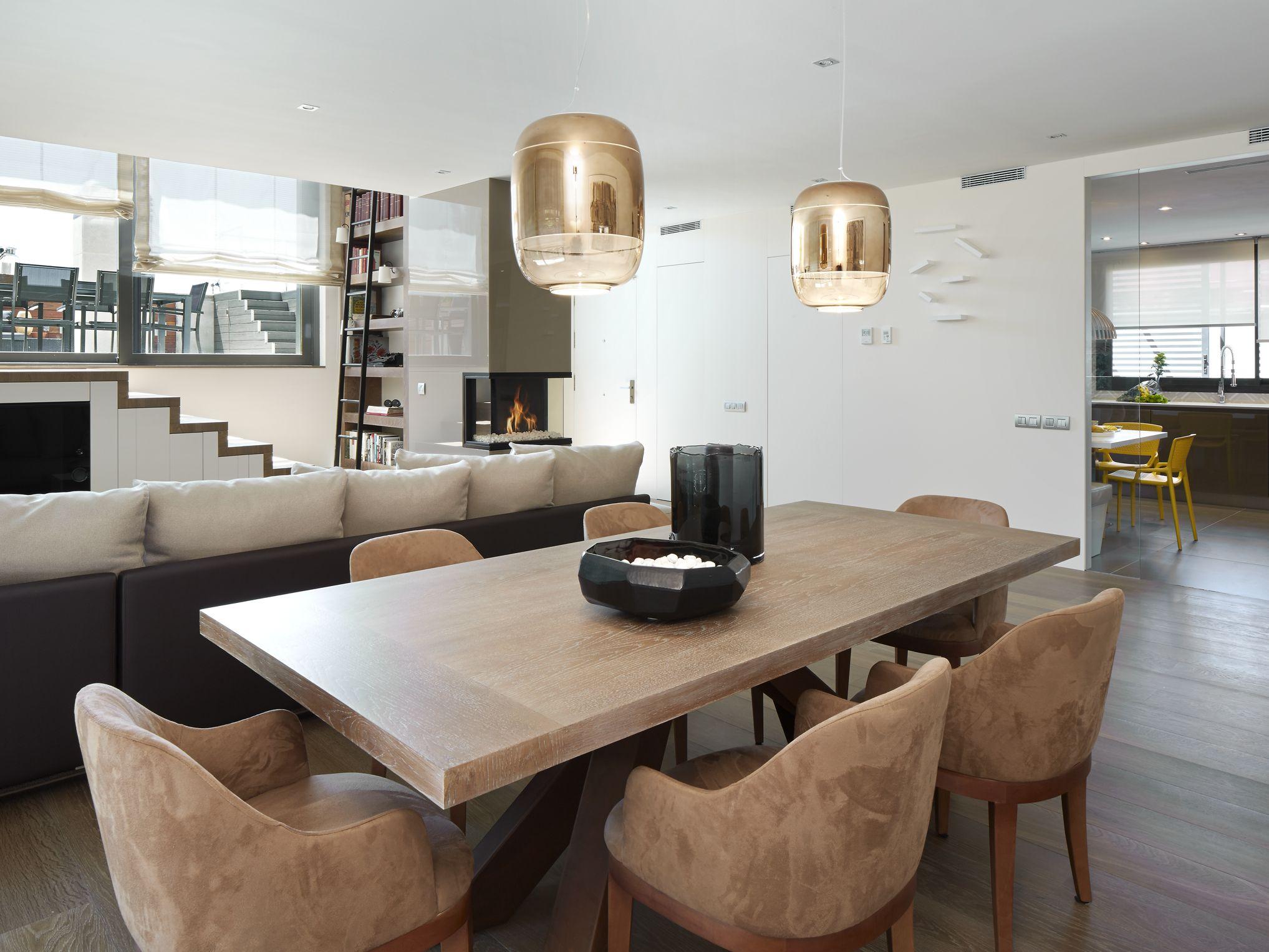 MolinsDesign | Diseños Modernos para #Comedores #DecoracionComedor ...