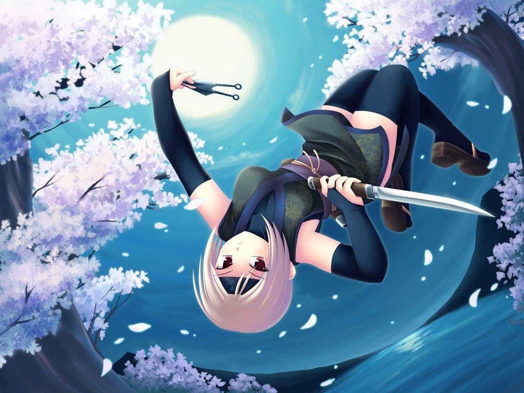 Ninja Assassin Anime Anime Backgrounds Wallpapers Anime Wallpaper